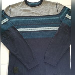 SALE  30% OFF Point Zero Men's crew neck sweater